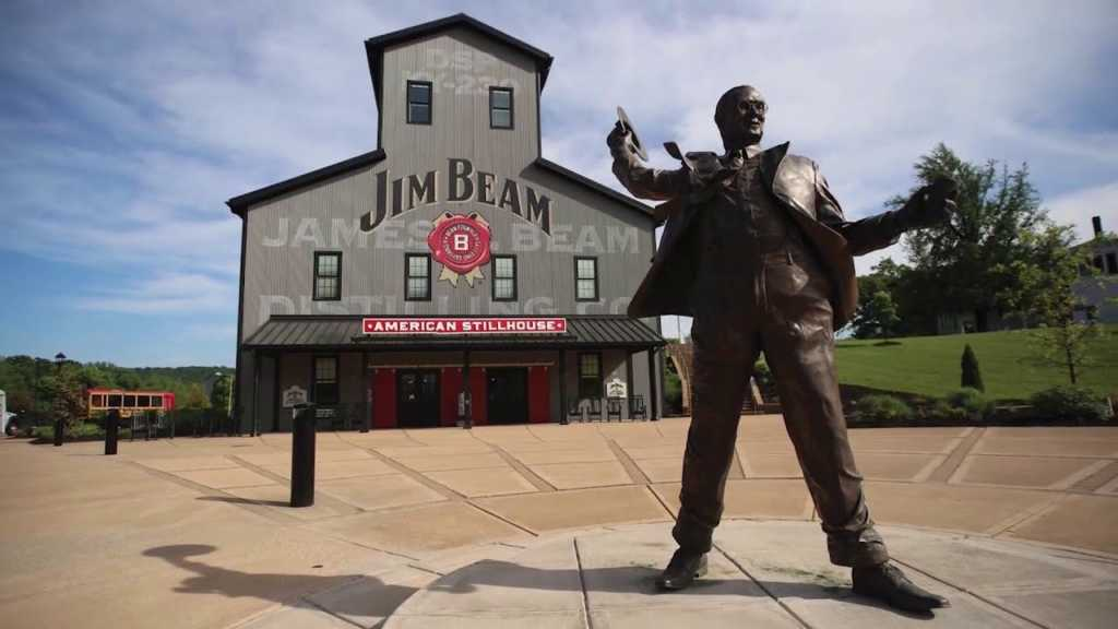 Jim Beam စက္ရံုကို သြားေရာက္လည္ပတ္ႏိုင္