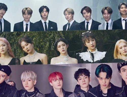 ဇန်နဝါရီလအတွက် Ranking အမြင့်ဆုံးနေရာယူထားကြတဲ့ Idol Group Brand များ