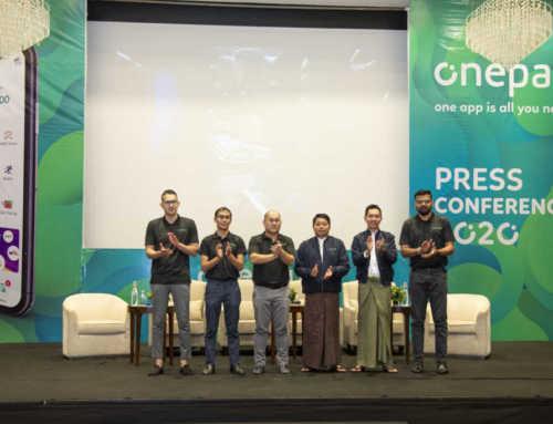 Onepay Company Limited မှ နေ့စဉ်လူနေမှုဘဝနှင့် ငွေကြေးဆိုင်ရာတို့ကို ပေါင်းစပ်ထားသည့် မြန်မာနိုင်ငံ၏ ပထမဆုံးသော မိုဘိုင်းလ် Super App ကို စတင်မိတ်ဆက်