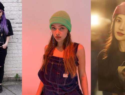 Beanie Hat ဝတ်ရတာ သဘောကျတဲ့ မိန်းကလေးတွေအတွက် ဝတ်ဆင်ပုံဖက်ရှင်များ