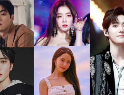 Netizens တွေရွေးချယ်ထားတဲ့ အရမ်းချောတဲ့မျက်နှာမျိုးကိုပိုင်ဆိုင်ထားတဲ့ Kpop Idols (၅) ယောက်