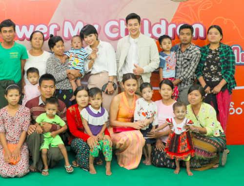လူထုအကျိုးပြုလုပ်ငန်းများကို တတ်အားသရွေ့ကူညီလုပ်ဆောင်ပေးလျက်ရှိသည့် ဆက်သွယ်ရေးအော်ပရေတာ Mytel မှ ရန်ကင်းကလေးဆေးရုံရှိ မွေးရာပါနှလုံးရောဂါဝေဒနာရှင် ကလေးငယ်များကို လှူဒါန်း