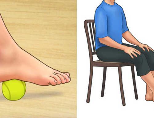 ခြေမျက်စိအောက်ပိုင်းနာကျင်ကိုက်ခဲတာကိုသက်သာစေမယ့်လေ့ကျင့်ခန်းများ