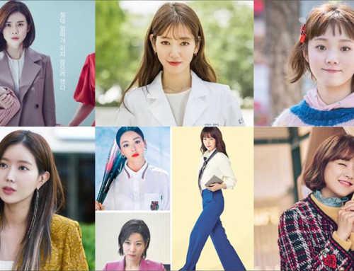 မိန်းကလေးတွေရဲ့ Strong ဖြစ်မှုကို ဦးစားပေးရိုက်ကူးထားတဲ့ ကိုရီးယားဇာတ်လမ်းကောင်းများ