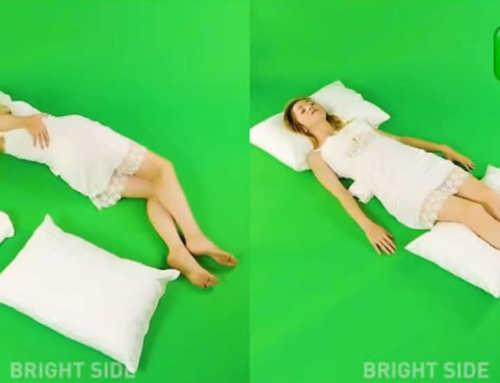 ခန္ဓာကိုယ်နာကျင်ကိုက်ခဲတာကို သက်သာစေမယ့် အိပ်စက်နည်းများ