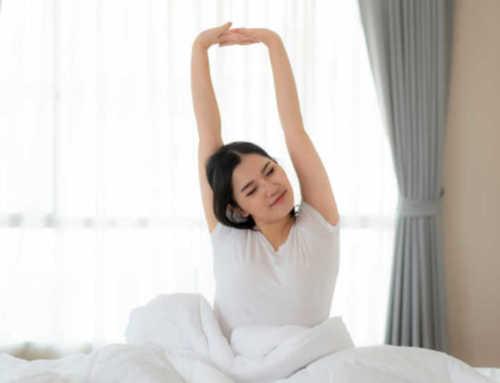 မနက်အိပ်ယာနိုးတာနဲ့တစ်နေကုန်စိတ်ကြည်လင်ပြီးလန်းဆန်းသွားအောင် ဒါလေးတွေလုပ်ကြည့်ပါ