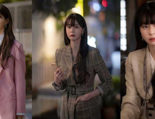 Itaewon Class ဇာတ်လမ်းထဲက ယဉ်ယဉ်လေးနဲ့လှတဲ့ မင်းသမီးချော Kwon Nara ရဲ့ဖက်ရှင်များ