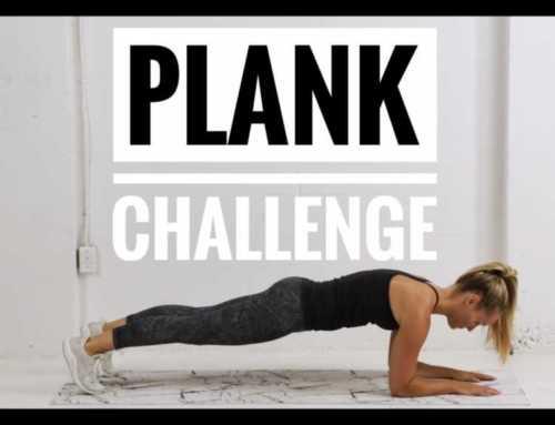 28 ရက်အတွင်း ဗိုက်အဆီကျပြီး ချပ်ရပ်စေမယ့် Plank Challenge Plan