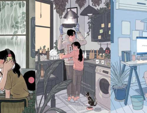 ချစ်သူနဲ့ အိမ်မှာပဲနေဖြစ်သူတွေအတွက် အိမ်တွင်း ဒိတ်လုပ်နိုင်တဲ့ အိုင်ဒီယာကောင်းများ