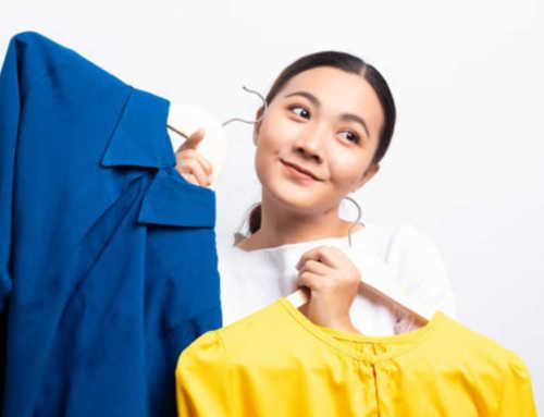 အဝတ်အစားတွေကိုအသစ်အတိုင်းပဲဖြစ်နေအောင်ထိန်းသိမ်းနိုင်မယ့်နည်းလမ်းများ