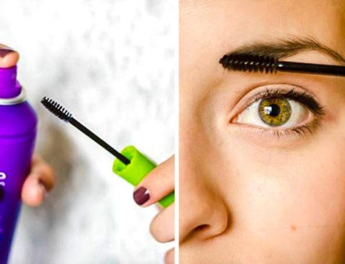 လူတိုင်းအတွက် Hair Spray ရဲ့ အသုံးဝင်ပုံ ၇ မျိုး