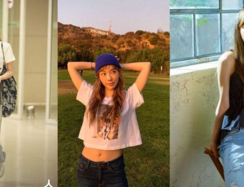 အရပ် ၅ ပေ ၃ ရှိတဲ့ မိန်းကလေးတွေအတွက် ကိုးရီးယားအဆိုတော် Taeyeon ရဲ့ ဖက်ရှင်များ