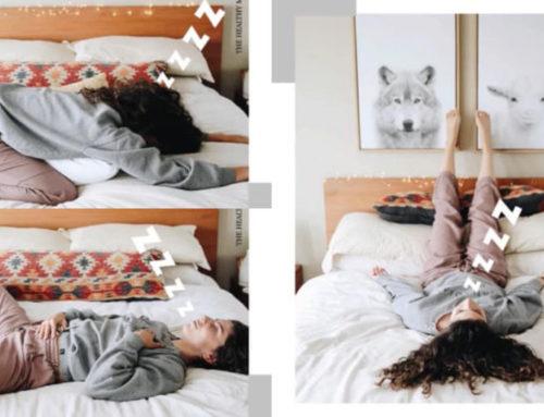 အပျင်းကြီးသူများအတွက် ကောင်းမွန်စွာအိပ်ပျော်အောင် အိပ်ယာပေါ်မှာပဲလုပ်ရမယ့် ယောဂ ၃ မျိုး