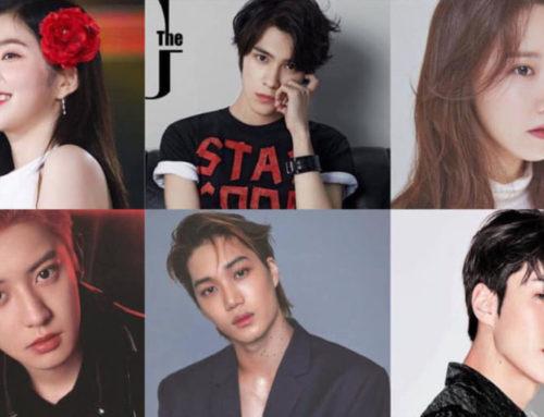 SM Entertainment ရဲ့ Visual အဖြစ်ဆုံး Kpop idols များ