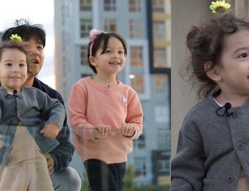 """မိသားစုဝင်အသစ်နဲ့အတူ """"The Return of Superman"""" အစီအစဥ်မှာ ပြန်လည်ပါဝင်လာမယ့် Na Eun နှင့် Gun Hoo တို့မိသားစု"""