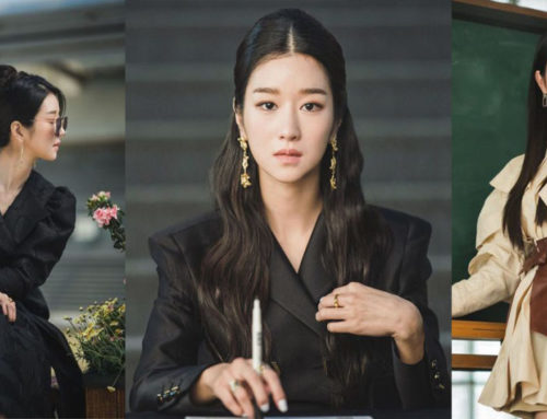 """It's Okay to Not Be Okay"" ဇာတ်လမ်းထဲက ဂိုမွန်ယောင်းအဖြစ် Seo Ye Ji ရဲ့ဖက်ရှင်များ"