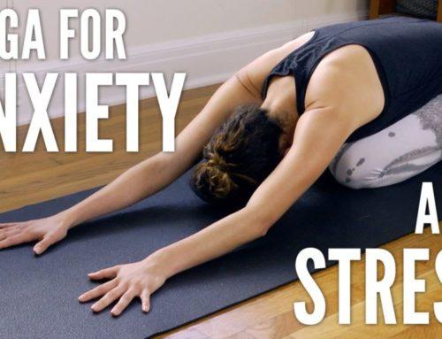 စိတ်ဖိစီးတဲ့အချိန် စမ်းလုပ်ကြည့်သင့်တဲ့ Yoga ပုံစံ (၈) မျိုး