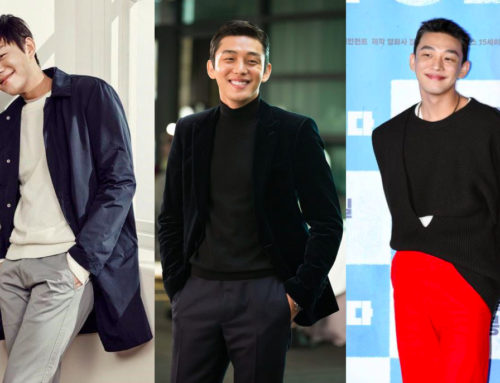 Fashionista တစ်ယောက်အဖြစ် သတ်မှတ်ခံထားရတဲ့ တောင်ကိုရီးယားမင်းသားချော Yoo Ah In ရဲ့ ဖက်ရှင်များ