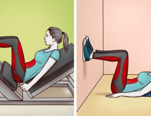 နည်းလမ်းမှန်မှန်နဲ့ Gym သွားဆော့သလိုမျိုး အိမ်မှာပဲဆော့နိုင်မယ့် လေ့ကျင့်ခန်း ၅ ခု
