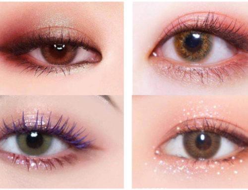 ရိုးရိုးလေးနဲ့လှနေစေမယ့် Korean Eye Makeup Looks များ