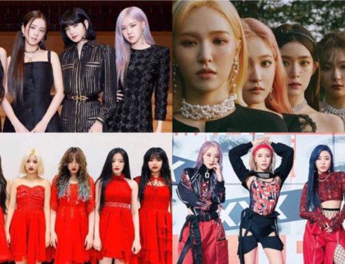 လတ်တလောကိုရီးယားမှာပေါ်ပြူလာအဖြစ်ဆုံး Top 15 Kpop Girl Groups များ