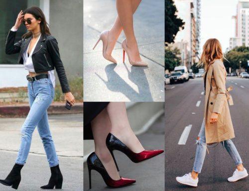 ဖက်ရှင်ကျကျ မိမိုက်နေဖို့အတွက် ပျိုမေတိုင်းမှာ ရှိထားသင့်တဲ့ဖိနပ်အမျိုးအစားလေးတွေ