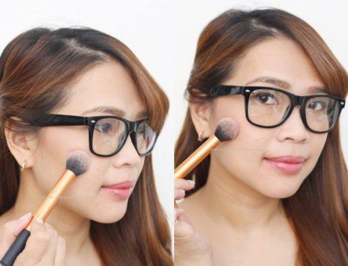 မျက်မှန်တပ်ရတဲ့ ပျိုမေလေးများအတွက် မိတ်ကပ်အကြံပြုချက်တချို့