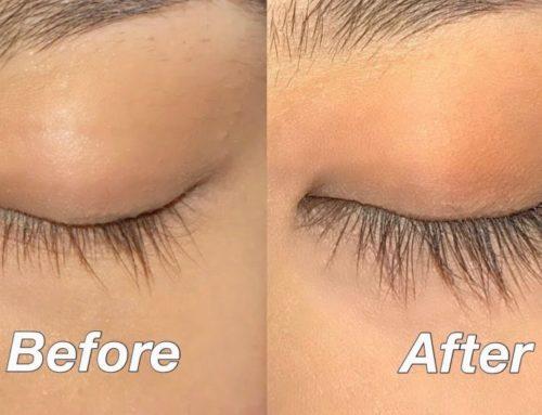 အိမ်မှာနေရင်း မျက်တောင်ရှည်အောင်ပြုလုပ်နိုင်မယ့် နည်းလမ်း (၄) ခု