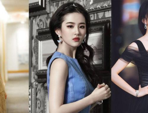 Mulan မင်းသမီးလေး Liu Yifei ရဲ့ ကျက်သရေရှိတဲ့ ပွဲတက်ဝတ်စုံဖက်ရှင်များ