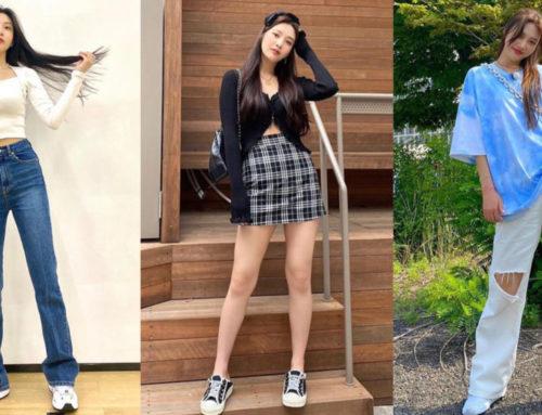 လူငယ်ကောင်မလေးတွေလိုက်ဝတ်လို့ရတဲ့ Red Velvet အဖွဲ့ဝင် Joy ရဲ့ ဖက်ရှင်လေးတွေ