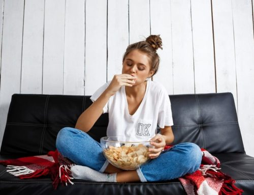 စိတ်ဖိစီးမှုနဲ့ အစားစားခြင်း ပြဿနာ