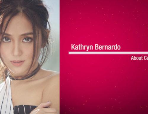 Cele တို့အကြောင်း အပိုင်း (၆၁) – Kathryn Bernardo
