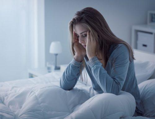 ဘာ့ကြောင့် အိပ်ပျက်ညတွေ များနေရတာလဲ