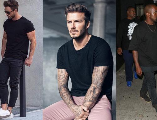 အမျိုးသားတိုင်းမှာ ရှိသင့်တဲ့ Black T-Shirts အမျိုးအစား (၄) မျိုး