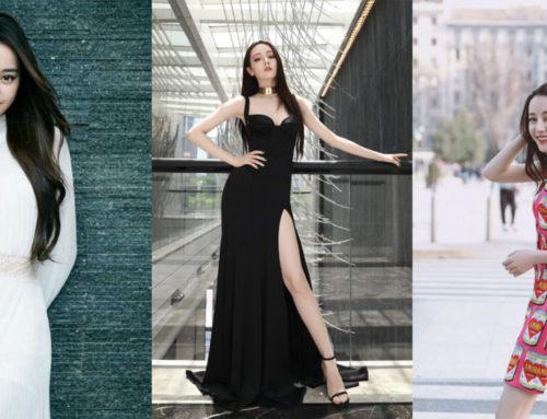 တရုတ်နိုင်ငံရဲ့ နတ်သမီးလေး Dilraba Dilmurat ရဲ့ Dress ဖက်ရှင်များ
