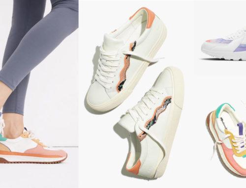 ကောင်မလေးတွေအတွက် ၂၀၂၁ ရဲ့ ချစ်ဖို့ကောင်းတဲ့ Sneakers ဒီဇိုင်းအသစ်များ