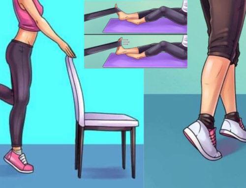 ခြေဖဝါးနာတာ၊ ဒူးနာတာတွေ သက်သာစေမယ့် လေ့ကျင့်ခန်း ၅ ခု