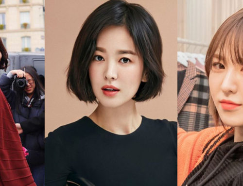 နာမည်ကျော် ကိုးရီးယား အမျိုးသမီး အနုပညာရှင်တွေရဲ့ ဆံပင်အတို စတိုင်များ