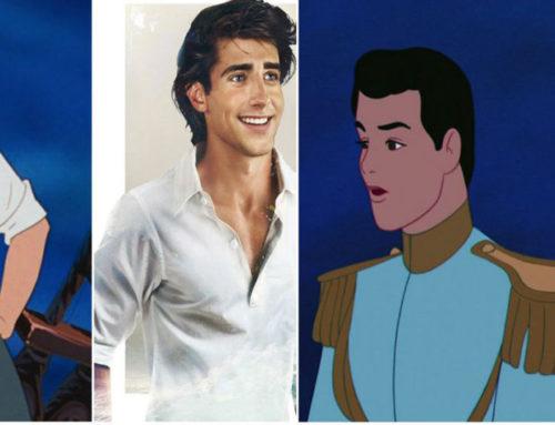 Disney မင်းသားတွေသာ အပြင်မှာ ရှိမယ်ဆိုရင် ဘယ်လိုပုံစံ ဖြစ်မလဲ
