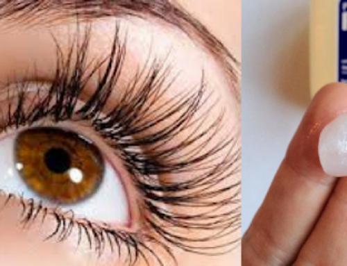 Vaseline ကို မျက်တောင် အတွက် အသုံးပြုနည်း