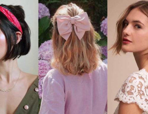 ဆံပင်အတိုနဲ့ကောင်မလေးတွေမှာရှိထားသင့်တဲ့ Hair accessories များ