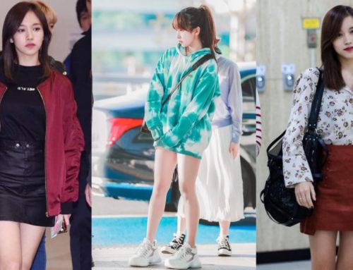 လူငယ်ကောင်မလေးတွေလိုက်ဝတ်လို့ရတဲ့ Twice Mina ရဲ့ ချစ်ဖို့ကောင်းတဲ့ဖက်ရှင်များ