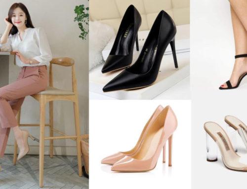 အရပ်ပုတဲ့မိန်းကလေးတွေအနေနဲ့ဦးစားပေးဝယ်သင့်တဲ့ဒေါက်ဖိနပ် ၅ မျိုး