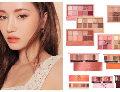 အရမ်းလှပြီးဝယ်ထားရင်လုံးဝမမှားစေတဲ့ ကိုရီးယား Eyeshadow Palette များ
