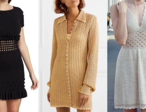 Crochet ထိုးရတာ ဝါသနာပါသူတို့အတွက် ကိုယ်တိုင်ဖန်တီးဝတ်ယူနိုင်မယ့် ဂါဝန်ဒီဇိုင်းများ