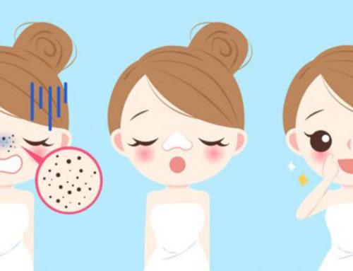 နည်းလမ်း ၃ မျိုးနဲ့ နှာခေါင်းမှာရှိတဲ့ဆားဝက်ခြံတွေပျောက်အောင်လုပ်နည်း