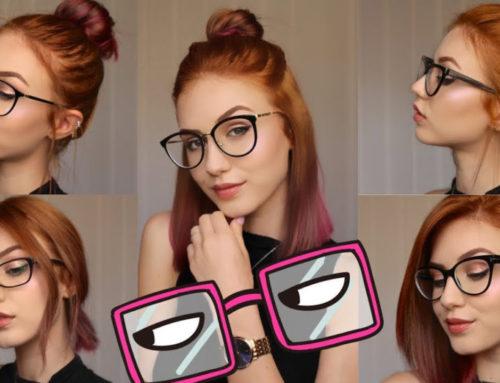 မျက်မှန်တပ်တဲ့ဆံပင်အတိုနဲ့ကောင်မလေးတွေအတွက် ချစ်ဖို့ကောင်းတဲ့ဆံပင်ပြင်ဆင်ပုံ ၅ မျိုး