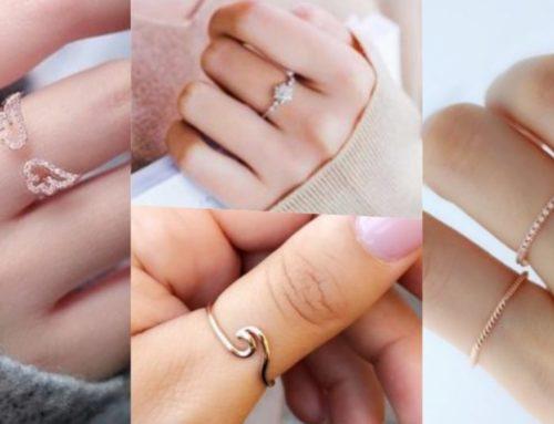 ခေတ်ဆန်ပြီး ဖက်ရှင်ကျတဲ့ လက်စွပ် ဒီဇိုင်းလှလှလေးတွေကို ဝတ်ဆင်ချင်တဲ့ပျိုမေလေးတွေအတွက်