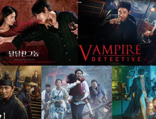 ပျင်းတဲ့အချိန်မှာကြည့်လို့ကောင်းတဲ့ ကိုရီးယား Vampire/Zombie Drama (၅) ခု