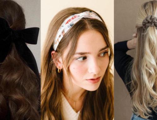 ဆံပင်ရှည်တဲ့မိန်းကလေးတိုင်းမှာရှိထားသင့်တဲ့ hair accessories (၅) မျိုး